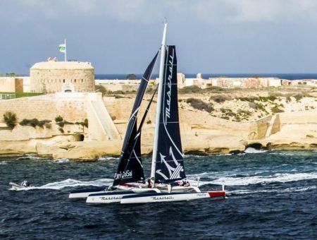 Middle Sea Race 2016: vittoria in reale e record per Maserati e Giovanni Soldini