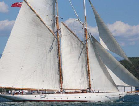 XII Raduno VELE STORICHE VIAREGGIO 2016, oltre 50 barche d'epoca da oggi si esibiscono