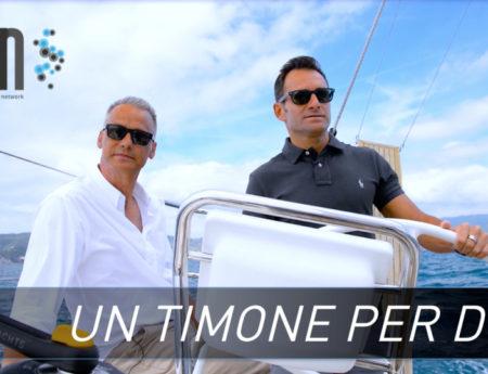 """L'Italia Yachts 13.98 protagonista, insieme a Mercedes, del nuovo format video """"Un timone per due"""""""