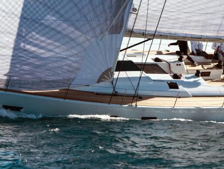 Mylius 50 sea test